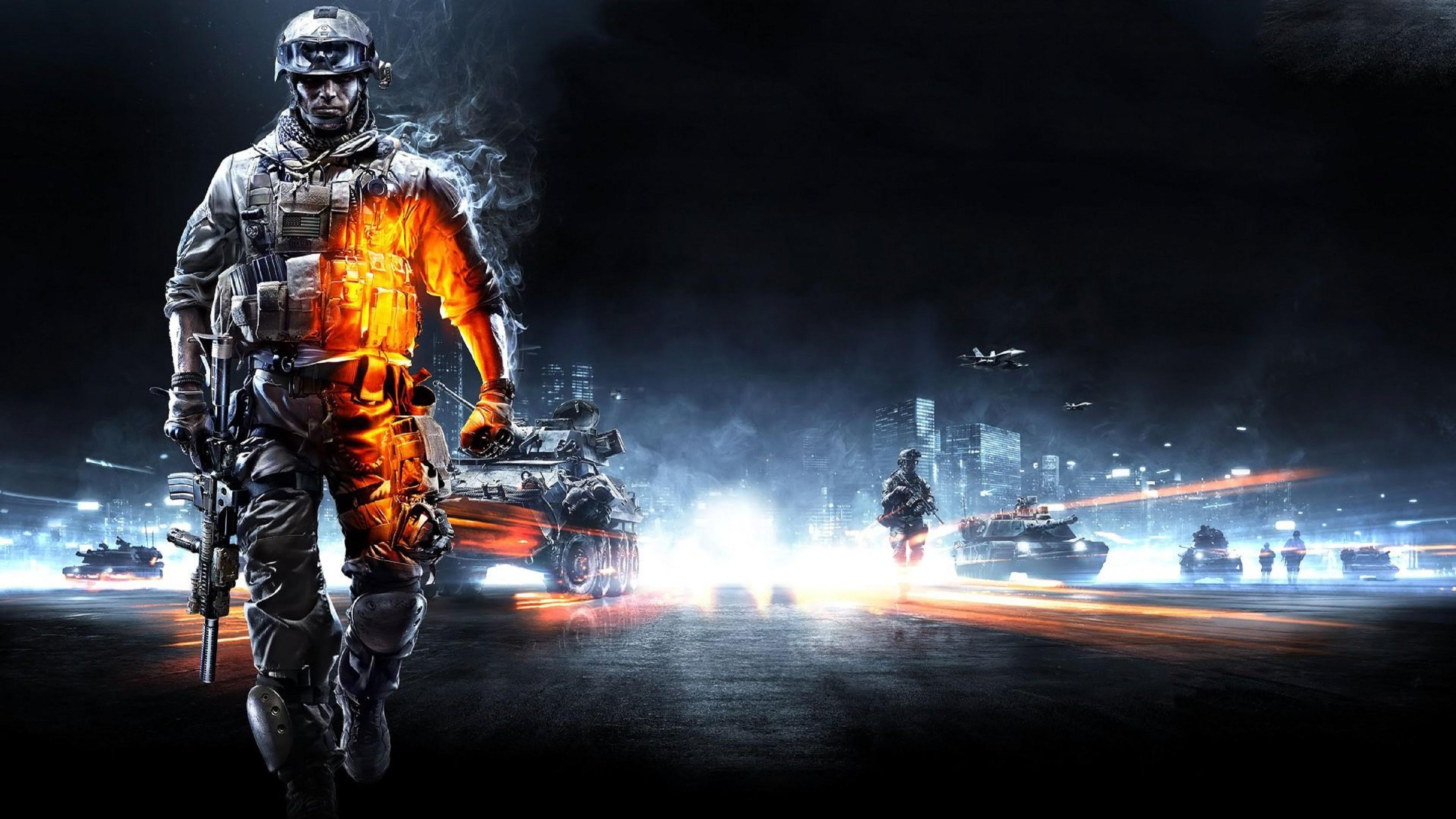 Battlefield 3 солдат линии оружие  № 3460695 загрузить