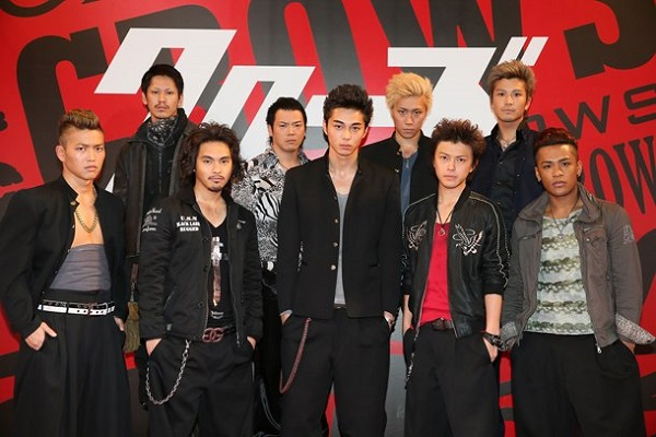 Download Crows Zero III Crows Explode 2014 WEBDL