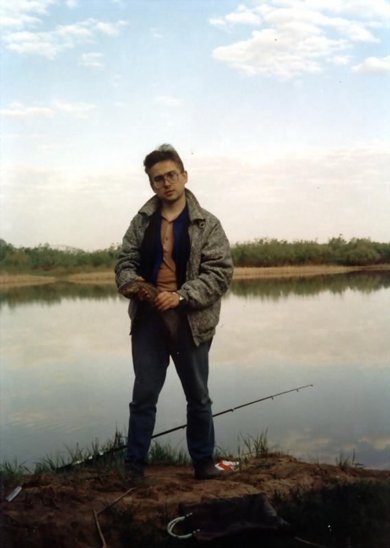 Рыбалка в петропавловске казахстан 4 фотография