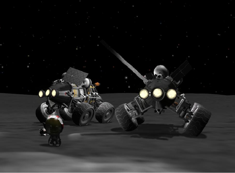 Consolidatus SMO rover