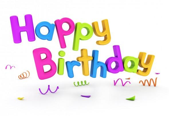 Поздравление с днем рождения на английском и с переводом