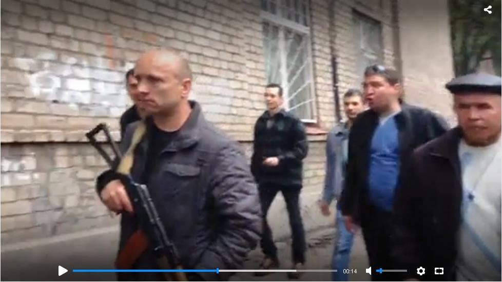 Бойцы Нацгвардии не стреляли в мирных граждан в Мариуполе - Цензор.НЕТ 4496