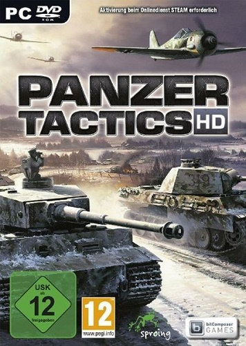 Panzer Tactics HD (2014) PC | ��������