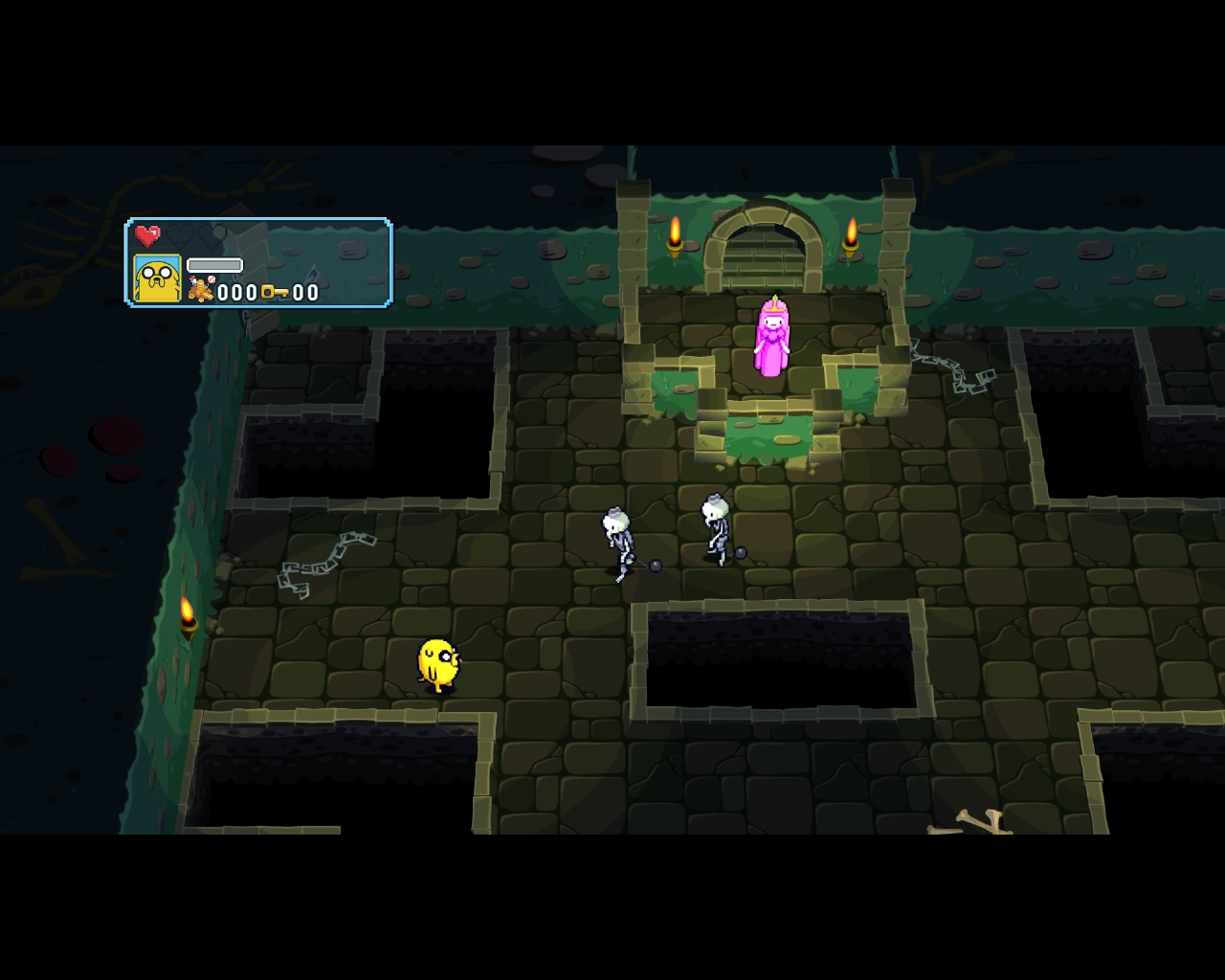Adventure Time: Explore The Dungeon Because I DON'T KNOW! (2013) | Лицензия