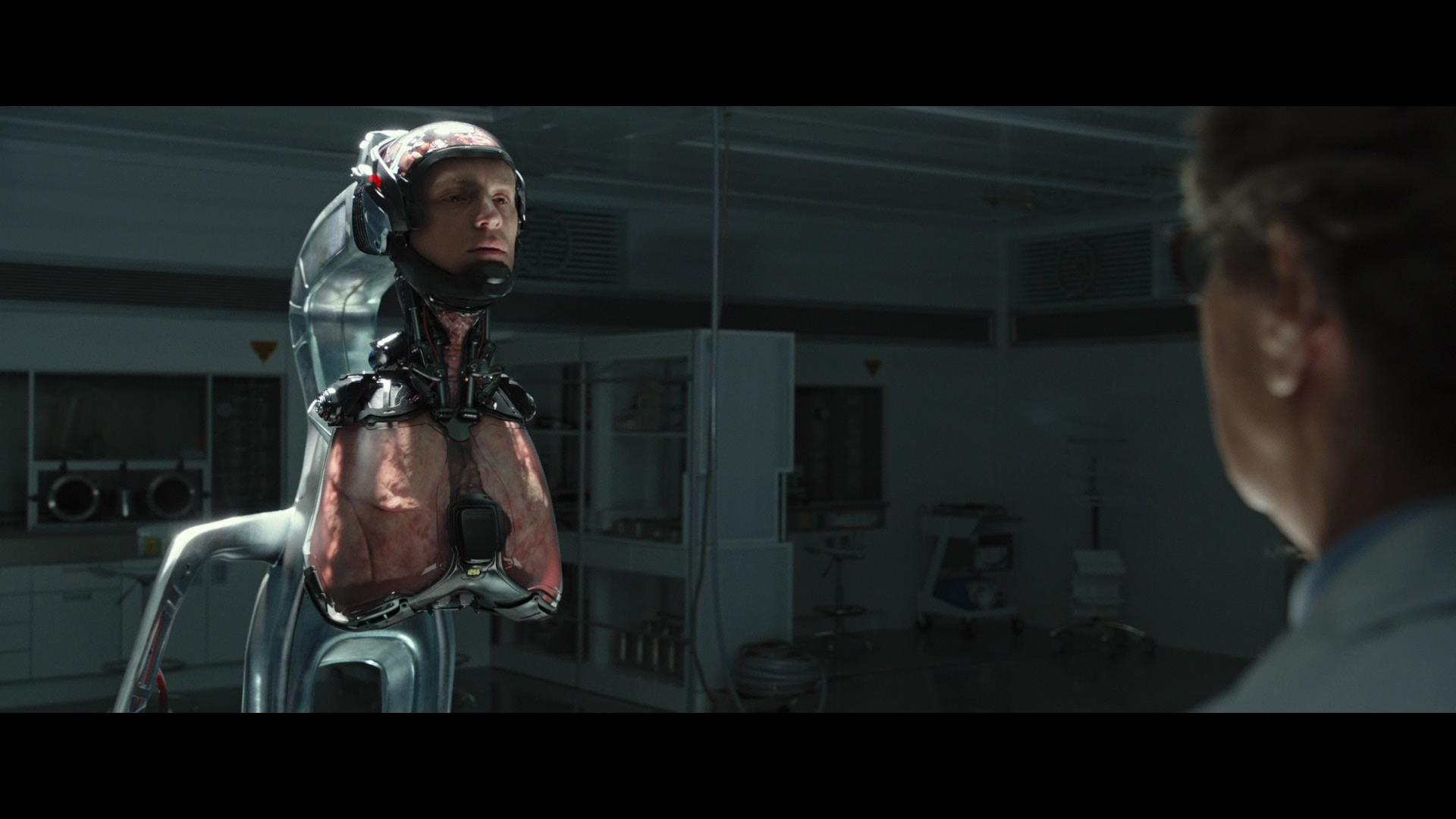 РобоКоп / RoboCop (2014) BD-Remux 1080p