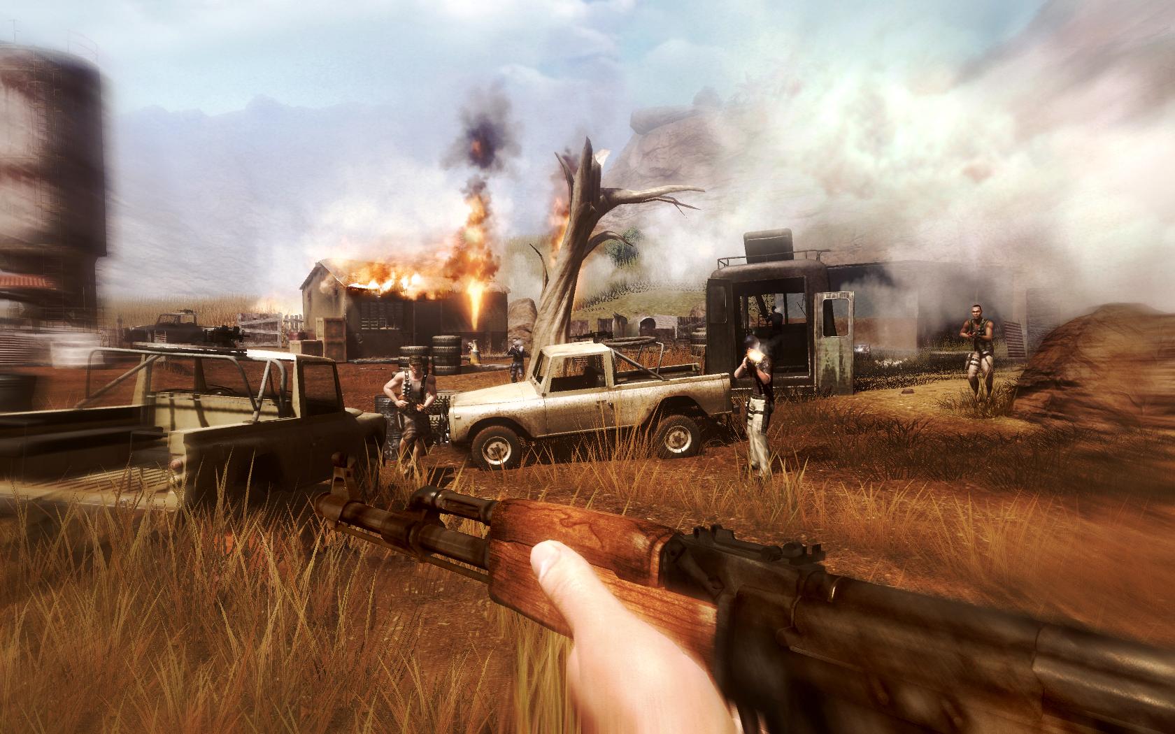 Far Cry 2: Fortune's Edition (2008) | Лицензия