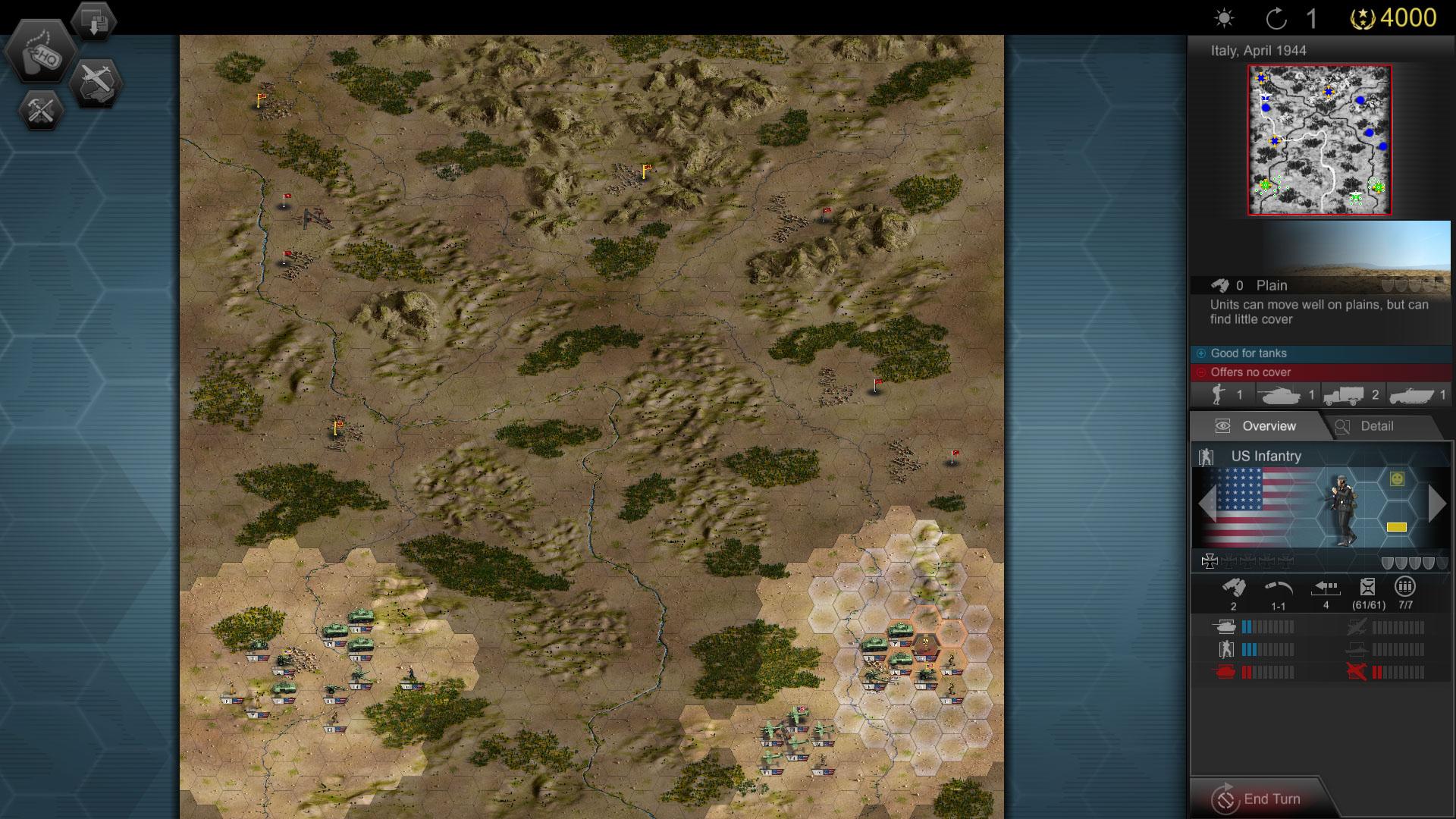 Panzer Tactics HD (2014/РС/Русский)