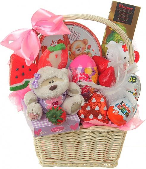 Заказ подарков для девочки 380