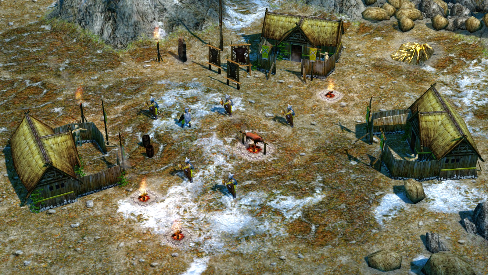 Age of Mythology: Extended Edition [v.1.5.2325] (2014/РС/Русский) | RePack by XLASER