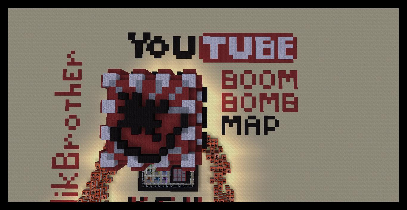 [MAP][1.7.9] BoomBomb - не дай бомбе взорваться!
