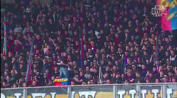 Футбол. Чемпионат России 2013/14. 29 тур. ЦСКА М – Томь  (2014) SATRip