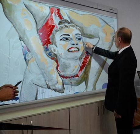 """""""The Daily mail"""": Путин худел и омолаживался в королевских апартаментах на супер-люксовом курорте в Испании за $8 тыс. в сутки - Цензор.НЕТ 3232"""