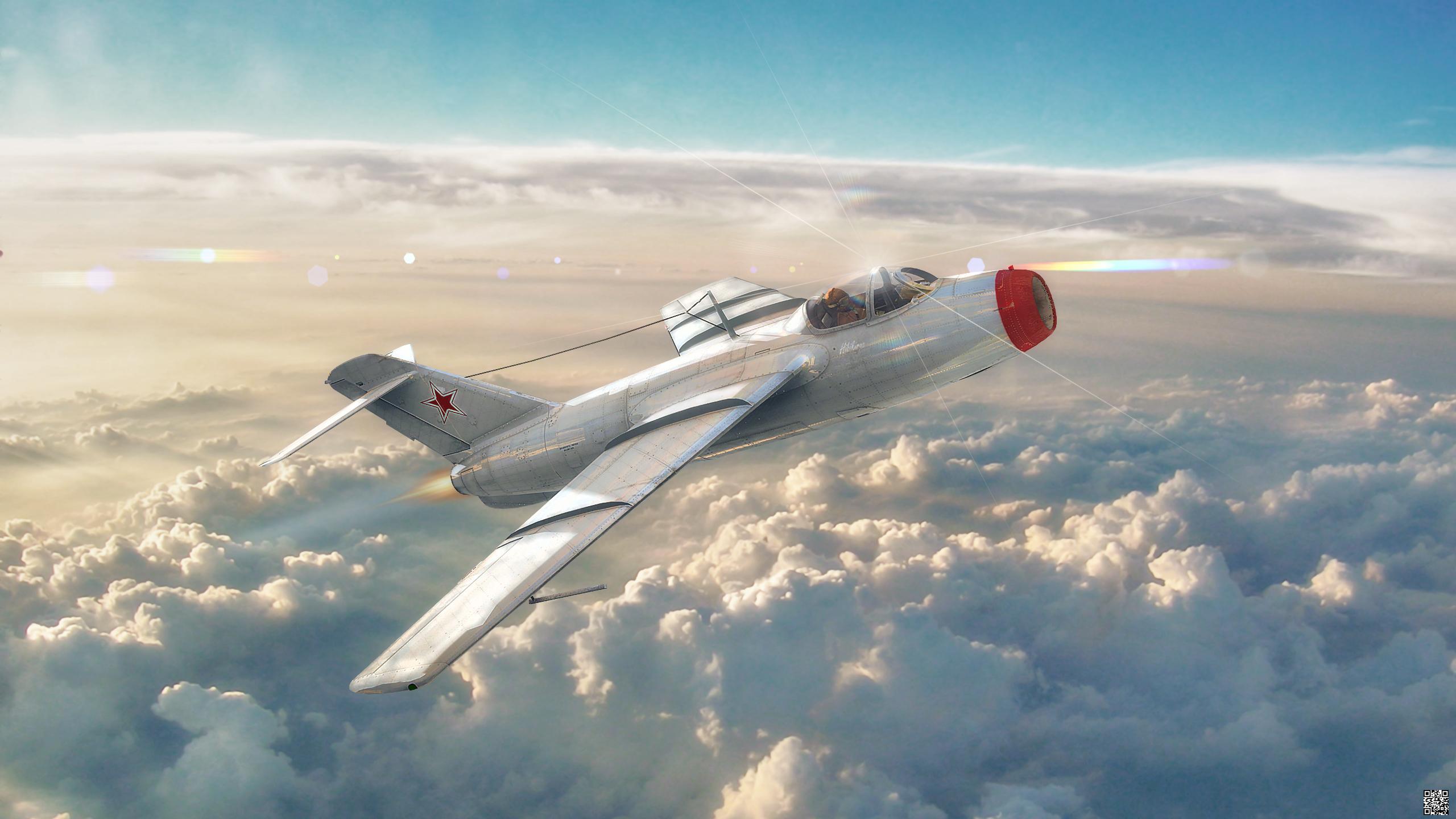 Обоина Ла-15 от меня =) - Фан-Арт - War Thunder - Официальный форум