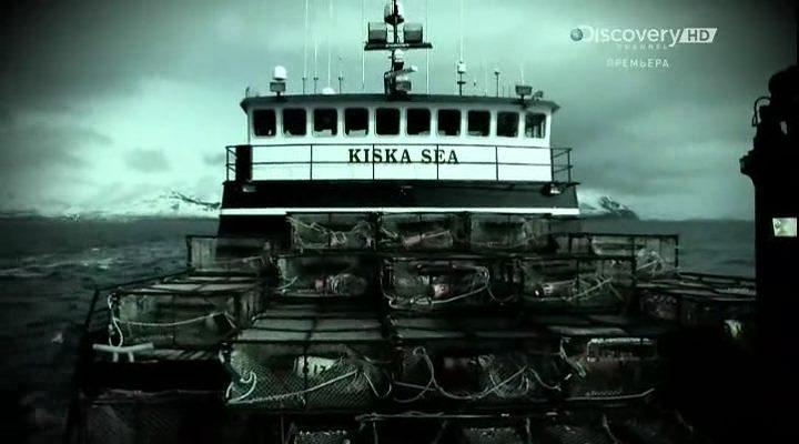 Discovery. Смертельный улов / Deadliest Catch (10 сезон: 1-10 серии из 12) (2014) HDTVRip