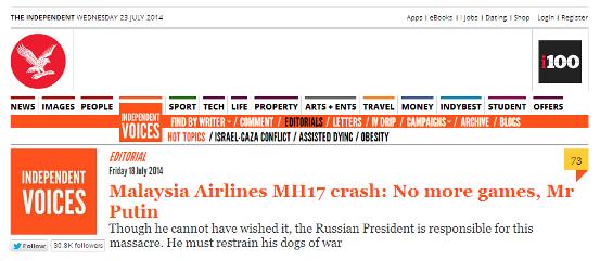 Захід готовий пробачити Путіна?