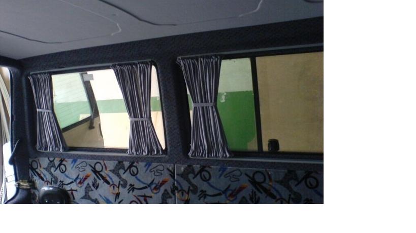 Чем обшить салон микроавтобуса своими руками