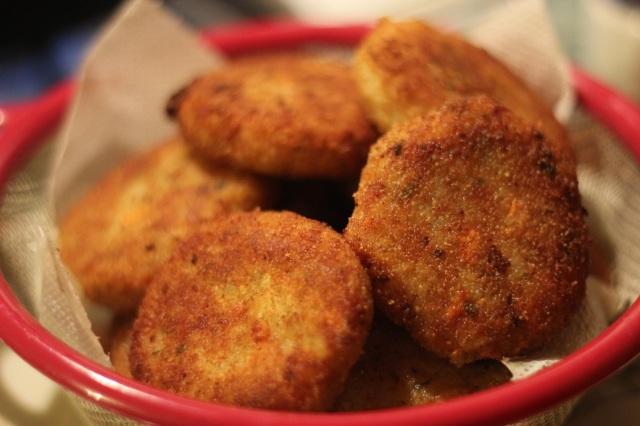 Котлеты веган в духовке рецепт с фото