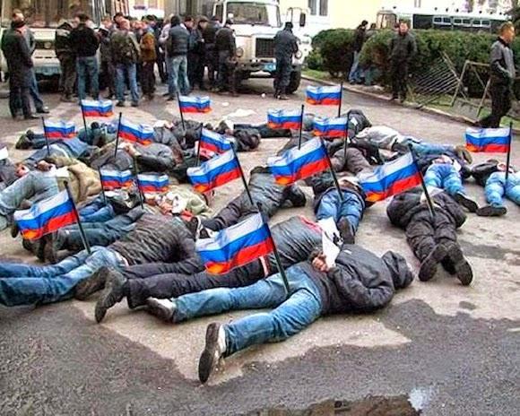 Украинские воины захватили в плен группу военных 98-й гвардейской дивизии 331-го парашютно-десантного полка РФ - Цензор.НЕТ 1517