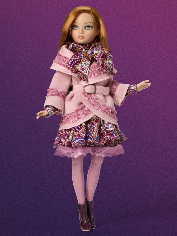 Зимняя одежда для куклы своими руками