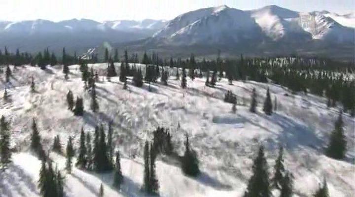 Аляска: семья из леса  / Alaskan: busn people (1-4 серия) (2014) HDTVRip