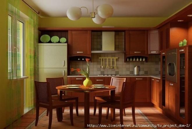 дизайн и ремонт кухни - Страница 2 Dd926bd531c4734e1f22016f2013fb25