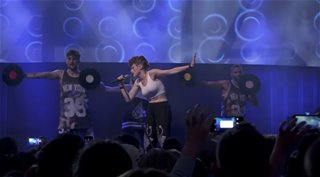 Kiesza: iTunes Festival London (2014) WEB-DLRip