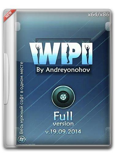 WPI DVD9 v.19.09.2014 Full by Andreyonohov & Leha342 (2014) РС
