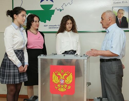 102 избирательных участка Нальчика к выборам готовы