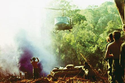 Бойова нічия. Перша кровопролитна битва війни у В'єтнамі