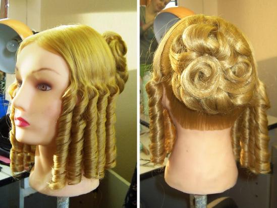 Причёски 19 века как сделать своими руками