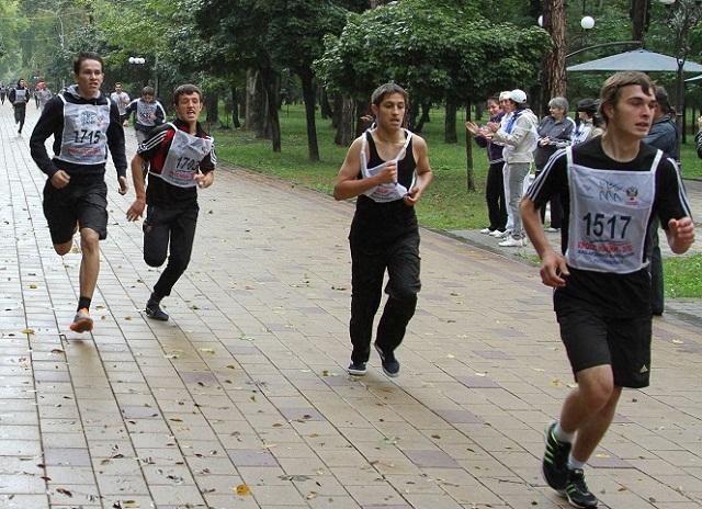 Нальчане примут участие во Всероссийском дне бега «Кросс наций»
