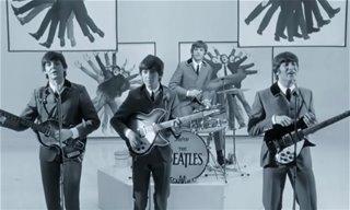 The Beatles: ����� �������� ��� /  A Hard Day's Night (1964) HDTVRip | MVO