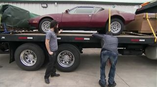 Discovery. ������� � ������� / Fast N' Loud [5 �����] (2014) HDTVRip �� HitWay | DUB