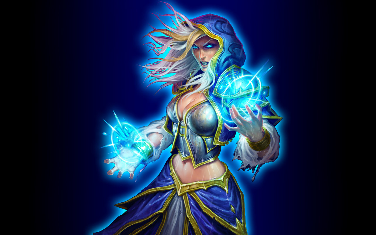 Sexy world of warcraft jaina prachtmeer hentai erotic galleries