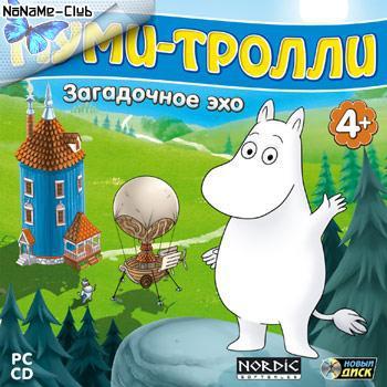 Муми-тролли. Загадочное Эхо [4-7 лет] (P) [Ru] (2007)