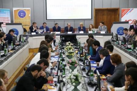 Юрий Коков принял участие в открытии саммита студенческих лидеров вузов РФ и СНГ