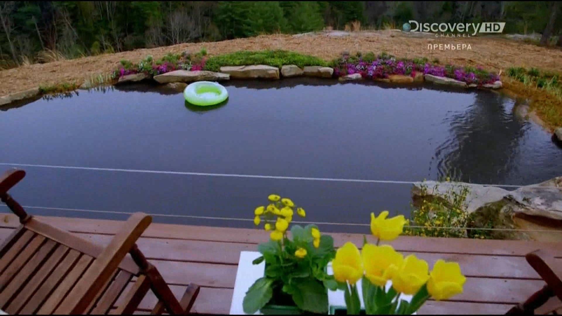 Discovery. Мастер по созданию бассейнов / The pool master (1-4 серии) (2014) HDTV 1080p