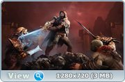 Middle Earth: Shadow Of Mordor / Средиземье: Тени Мордора [PS3] [EUR] [En/Ru] [4.21 / 4.60] [Repack/1.01/3 DLC] (2014)