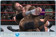 WWE Smackdown vs RAW 2008 [PS3] [EUR] [En] [3.55] [Cobra ODE / E3 ODE PRO ISO] (2007)