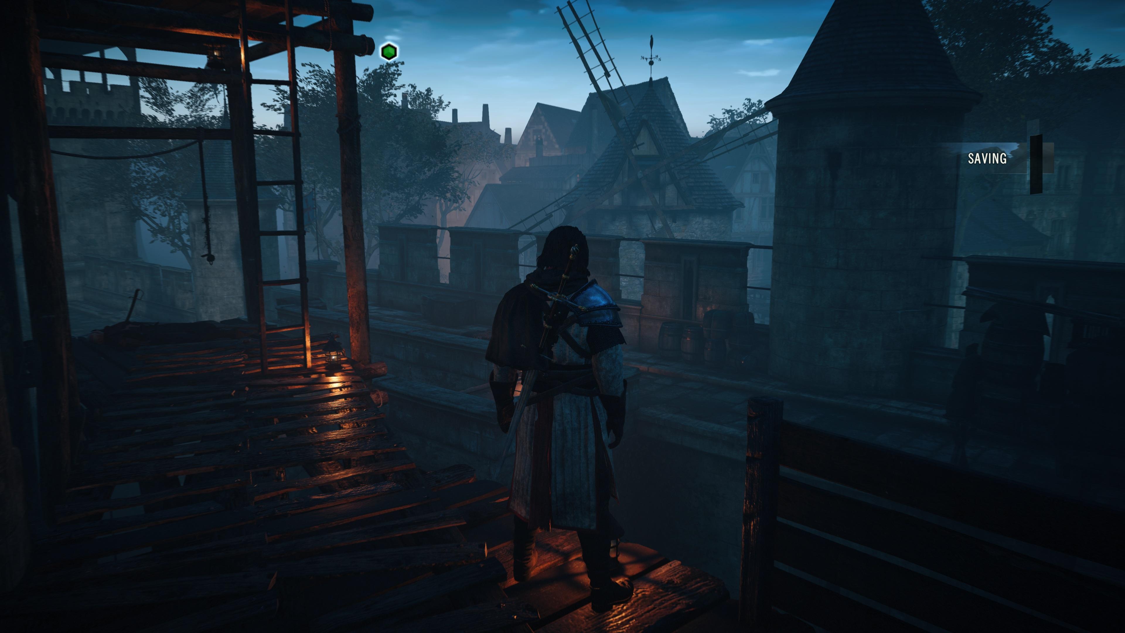 Еще несколько скриншотов Assassin's Creed: Unity