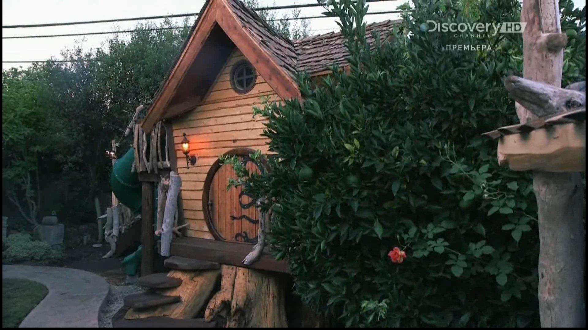 Discovery. Короли столярного дела / Redwood KINGS (1-8 серии) (2013) HDTV 1080p
