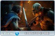 Middle Earth: Shadow Of Mordor [PS3] [USA] [En] [4.65] (2014)