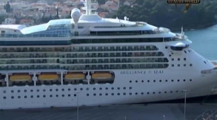 Круизные лайнеры - рай в океане / Dream cruises (1-15 серии из 15) (2011) SATRip