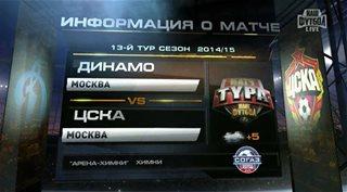 ������. ��������� ������ 2014-2015 (13-� ���) ������ (������) - ���� (������) [08.11] (2014) HDTVRip