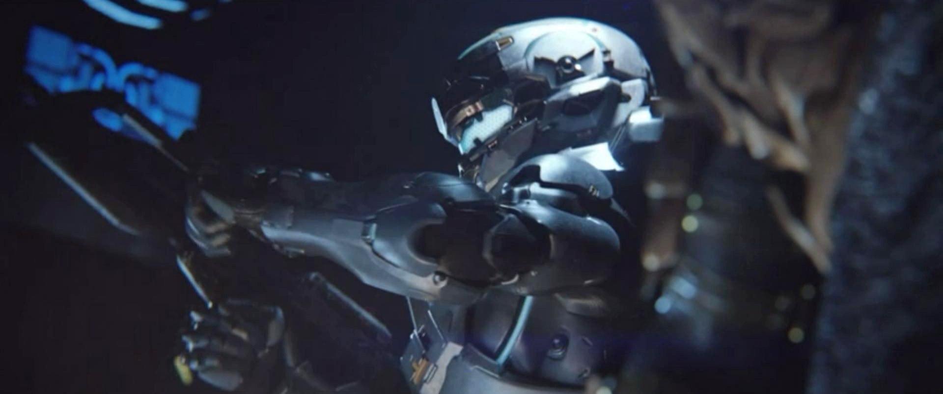 Действие аддона происходит во вселенной halo в 2552 году во время событий halo 2 игра начинается с обсуждения