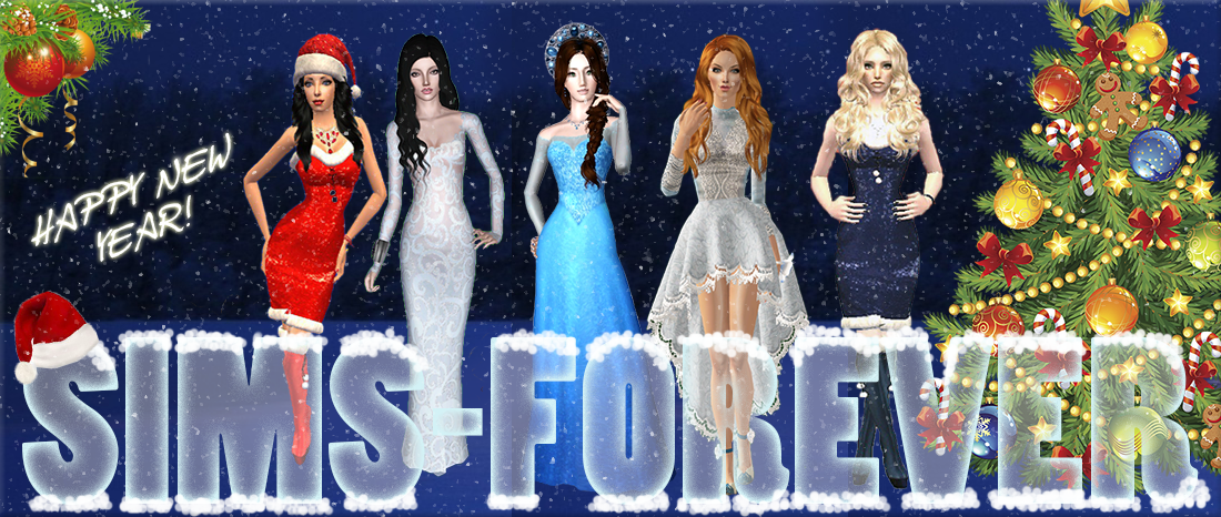 Симс Forever - форум об игре-саге The Sims!
