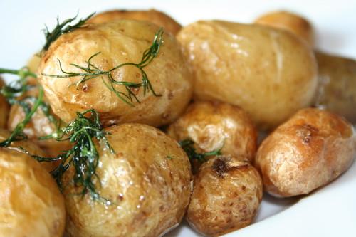 приготовление картофеля рецепты