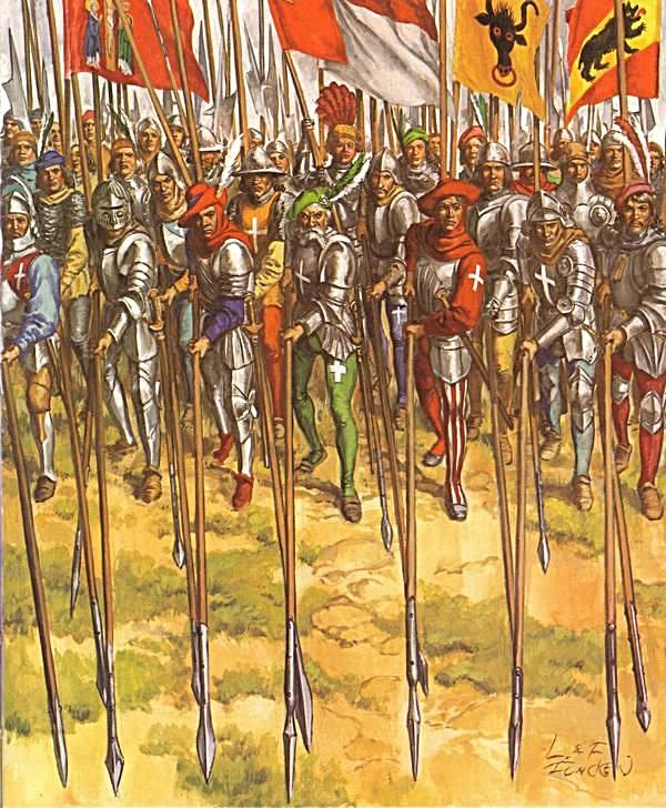 Защита Спартака при Якине