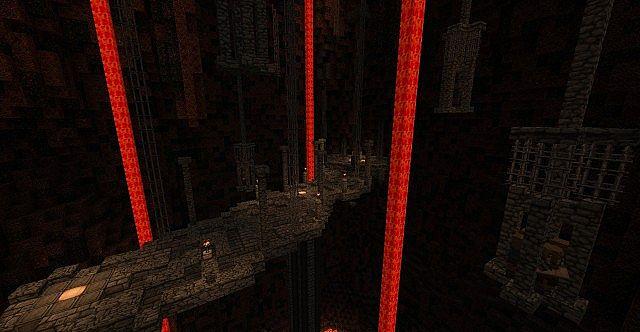 [Карта][1.7.10] The Convergment Dark Drift