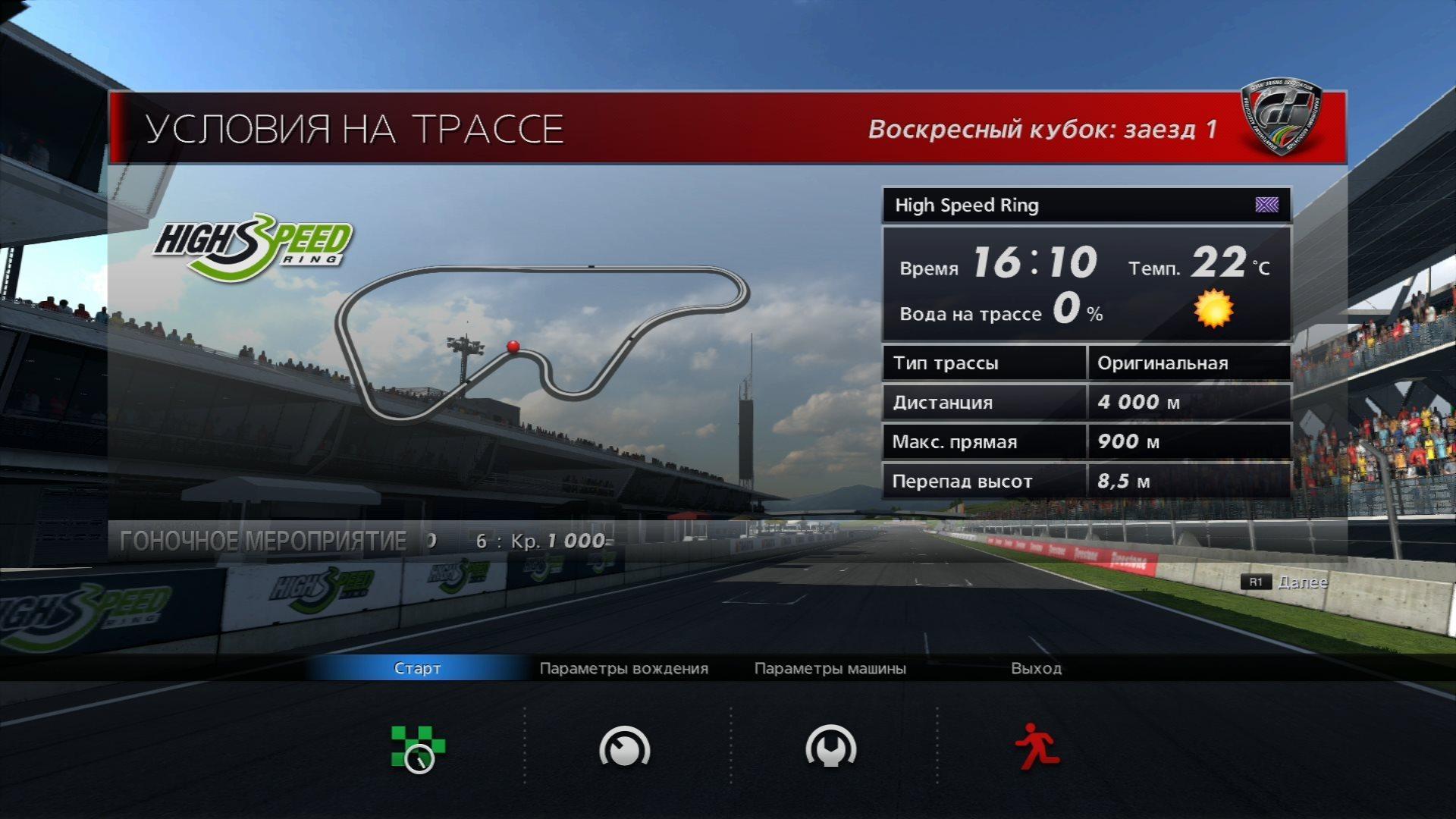 Gran Turismo 6 (2013) [PS3] EUR (4.21/4.60) [Repack/1.15/7 DLC] [Ru/En]